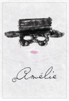 Le fabuleux destin d'Amélie Poulain // hated that movie lol - people always…