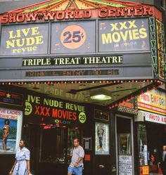 NEW YORK CITY 1990's - Photo archives by Gregoire Alessandrini: 42nd STREET AND TIMES SQUARE AREA IN THE MID-1990's - UPDATED ! New Broadway theaters photos !