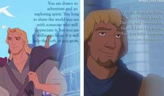 John Smith (Mel Gibson) and Phoebus (Kevin Kline) Disney And Dreamworks, Disney Pixar, Walt Disney, Disney Characters, Disney Nerd, Disney Princesses, Disney And More, Disney Love, Disney Magic