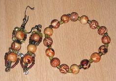 #Schmuck, #Ohrringe, #Armband, #Perlen, #Holzperlen, #Holz, #braun, #grün jewellery, joyas, bijoux, ювелирные изделия, biżuteria, gioielli, juwelen, koruja, smykker, 珠寶,bracelet, pulsera, браслет, bransoletka, bracciale, rannekoru, armbånd, 手鐲,pearls, perlas, perles, жемчуг, perły, perle, parels, helmet, perler, 珍珠, earrings, pendientes, boucles d'oreilles, серьги, kolczyki, orecchini, oorbellen, korvakorut, Øreringe, 耳環,pearls, perlas, perles, жемчуг, perły, perle, parels, helmet, perler…