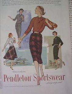 Pendleton Sportswear