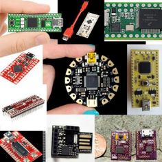 10 Tiny Development Boards That Are Up to the Task