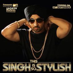 This Singh is so stylish