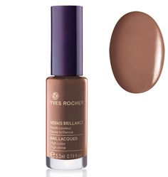 Yves Rocher, Vernis Brilliance Nail Lacquer, Taupe