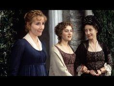 Sense and Sensibility (1995)    Emma Thompson, Kate Winslet, James Fleet - YouTube