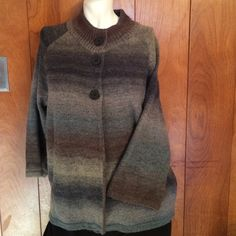 Very nice sweater/cardigan In great condition smoke free pet free home. Open to offers. Croft & Barrow Sweaters Cardigans