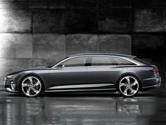 Audi prologue Avant 2015: Designer-Kombi zum Genfer Salon