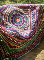 Ravelry: sa1224's Sophie's Universe CAL