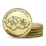 Ražba mincí a medailí. Mincovní atrakce – Proces tvorby pamětních mincí Unique Gifts.