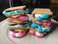 Got leftover peeps? Check out our Pinterest approved peep s'more recipe.