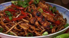 Get The Recipe: Chicken Lo Mein