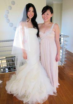 Vera Wang Gemma xoxo :  wedding dress ivory IMG 1142