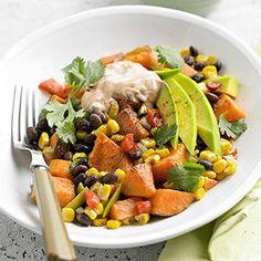 http://www.midwestliving.com/recipe/vegetables/mexican-sweet-potato-veggie-medley