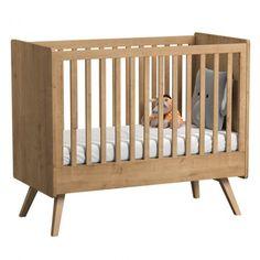 Découvrez la lit bébé Design 120 Vintage Vox. Un design et confort exceptionnel pour votre bébé.
