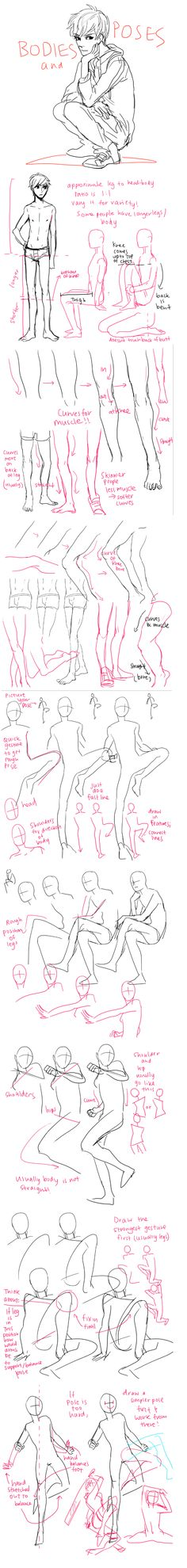 New Drawing Body Tutorial Sketches Pose Reference Ideas Drawing Body Poses, Drawing Reference Poses, Body Reference, Anatomy Reference, Design Reference, Art Reference, Drawing Tutorials, Drawing Tips, Art Tutorials