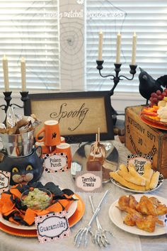 The Mod Halloween Collection Halloween by pinkpeppermintprints