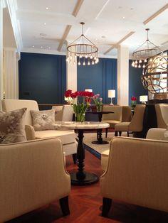 Waldorf Astoria Amsterdam, first visit. Just opend 2nd week.