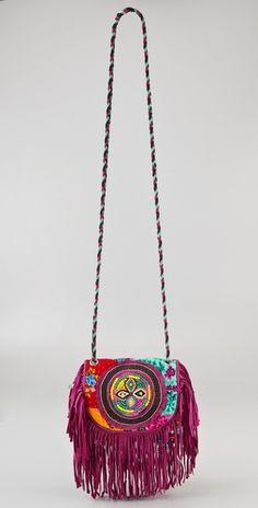 Antik Batik  Hida Besace Bag  Style #:ANTKB40091  $185.00