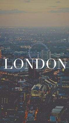 My Lockscreens - London