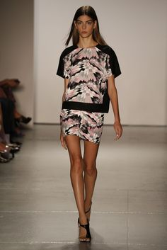 Tibi RTW Spring 2013 - Runway, Fashion Week, Reviews and Slideshows - WWD.com