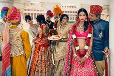 signe vilstrup vogue3 Signe Vilstrup Captures Wedding Style for Vogue India November 2013