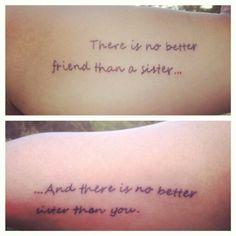 #tattoo#schwestern#idee