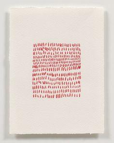emily barletta  thread on paper