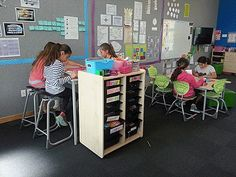 In the modern learning environment world, sometimes we use the f-word: flexible. There is quite a bit of debate over whether an environment should be flexible (and able to be re-purposed into any c…