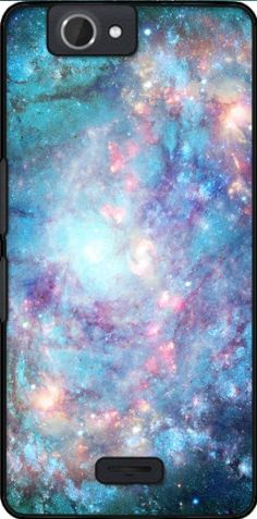 coque Abstract Galaxies 2 pour Wiko Getaway