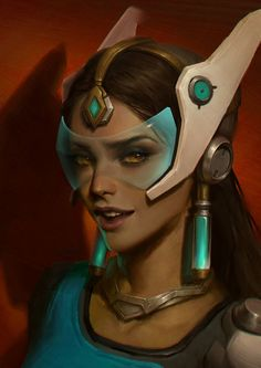 秩序之光, c home on ArtStation at https://www.artstation.com/artwork/8LEq6 - More at https://pinterest.com/supergirlsart/ #symmetra #overwatch #fanart