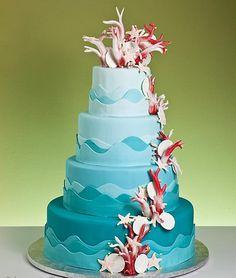 Tortas y Pasteles de Boda Matrimonio Fotos Repostería EntreNovias.com Todo para la Boda Ideal