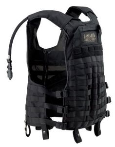 CamelBak Delta 5 Tactical Vest - useful for so many things, says I.