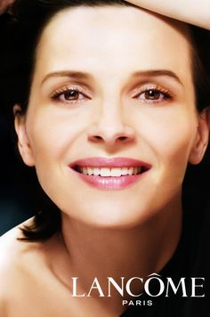 Juliette Binoche for Lancome