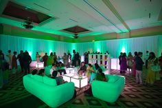 LED Furniture!    www.indaglowproductions.com
