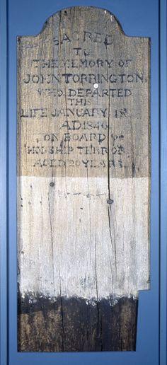 John Torrington Grave Marker - Preview Image