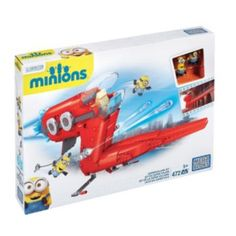Mega+Bloks+Minions+Supervillain+Jet $48 on sale