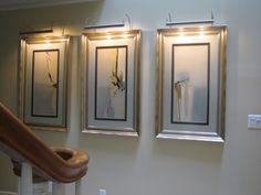 7 Ways To Light Artwork Design Matters By Lumens Artwork Lighting Gallery Wall Lighting Gallery Lighting