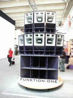 funktion one soundsystem