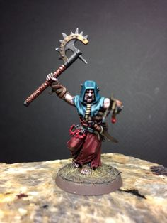 Chaos Cultist painted by Sting 925CONCEPTS.COM