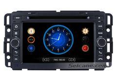 2007-2012 Chevy Chevrolet Tahoe Suburban Express VAN Support Radio Bluetooth 3G WIFI