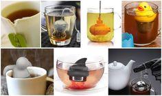 7 Unusual Tea Infusers