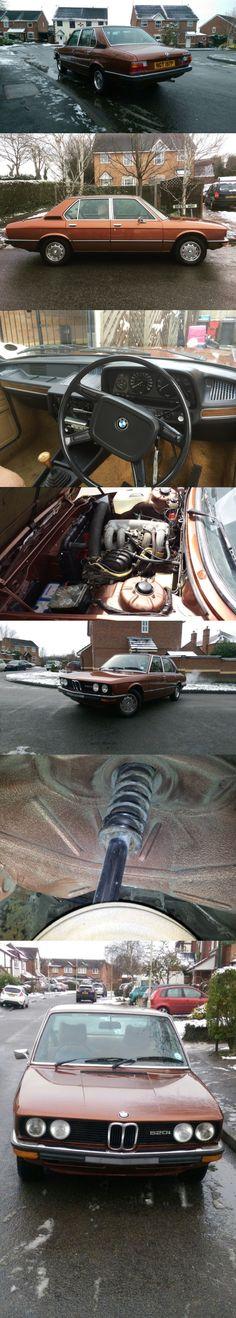 BMW 1976 E12 520i