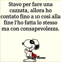 Vignetta Fare cazzate Sarcastic Quotes, Funny Quotes, Funny Memes, Charlie Brown Peanuts, Peanuts Snoopy, Vintage Advertising Posters, Vintage Advertisements, Lucy Van Pelt, Lyric Quotes