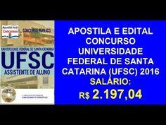 Apostila Concurso Público Univ. Federal de Santa Catarina Assistente de ...