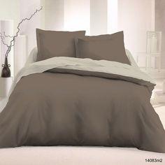 1000 images about parure de lit bicolore on pinterest for Housse de couette taupe et turquoise