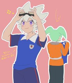 Saryuu Evan & Fei Rune from Inazuma Japan Orion Runes, Crying, Finger, Family Guy, Japan, Twitter, Board, Fictional Characters, Japanese Dishes