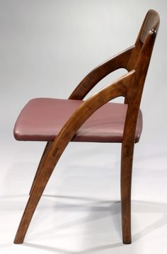 Pair of S-K Chairs by Wharton Esherick, signed and dated 1959 image 5