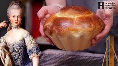 ASÍ COMÍA MARÍA ANTONIETA | Brioche parisino y otros dulces Macarons, Richard Bertinet, Spanish Desserts, Empanadas, Deli, Bakery, Muffin, Food And Drink, Breakfast