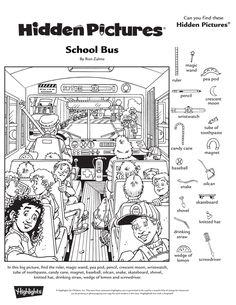 집중력과 주의력, 인내와 끈기를 동시에 길러주는 학습효과를 위해 개발된 책으로 다양한 숨은그림찾기가 ... Hidden Picture Games, Hidden Picture Puzzles, Kids Travel Activities, Fun Activities, Classroom Activities, Highlights Hidden Pictures, Hidden Pictures Printables, Vocabulary Graphic Organizer, Hand Washing Poster