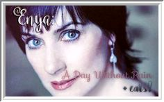 """109. The Purrst of Pawtumn - Enya's """"A Day Without Rain"""" Album Posters WITH CATS! ~ Symphonicats #cats #blogging #lifestyle #enya #music"""